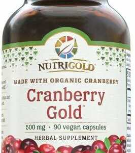 Nutrigold - Cranberry Gold