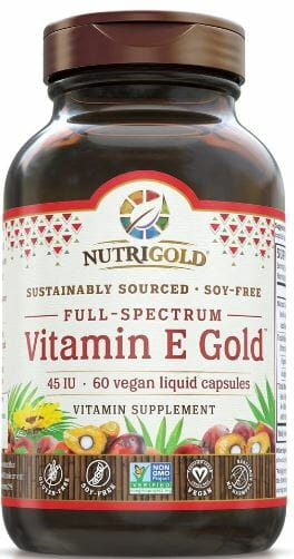Nutrigold - Vitamin E Gold