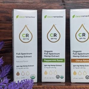 Clean Remedies Full Spectrum Oil