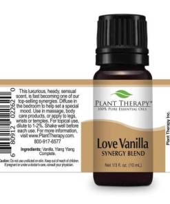 Plant Therapy Essential Oils Love Vanilla