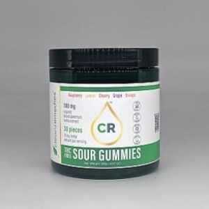 Clean Remedies 300mg Broad Spectrum Sour Gummies