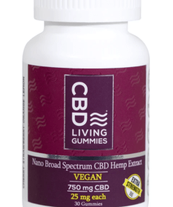 CBD Living Extra Strength Gummies