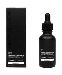 Infinite CBD Pure CBD Dropper with Blueberry Terpenes 1000mg