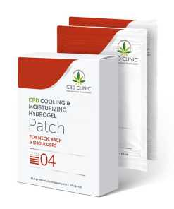 CBD CLINIC™ Level 4 Pain Patch