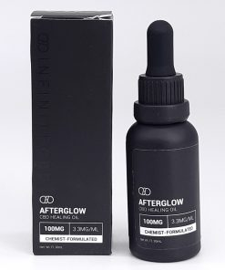 Infinite CBD Afterglow CBD Healing Oil. 100mg