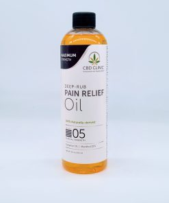 CBD CLINIC™ Level 5 Massage Oil