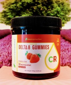 Clean Remedies Delta 8 Gummies