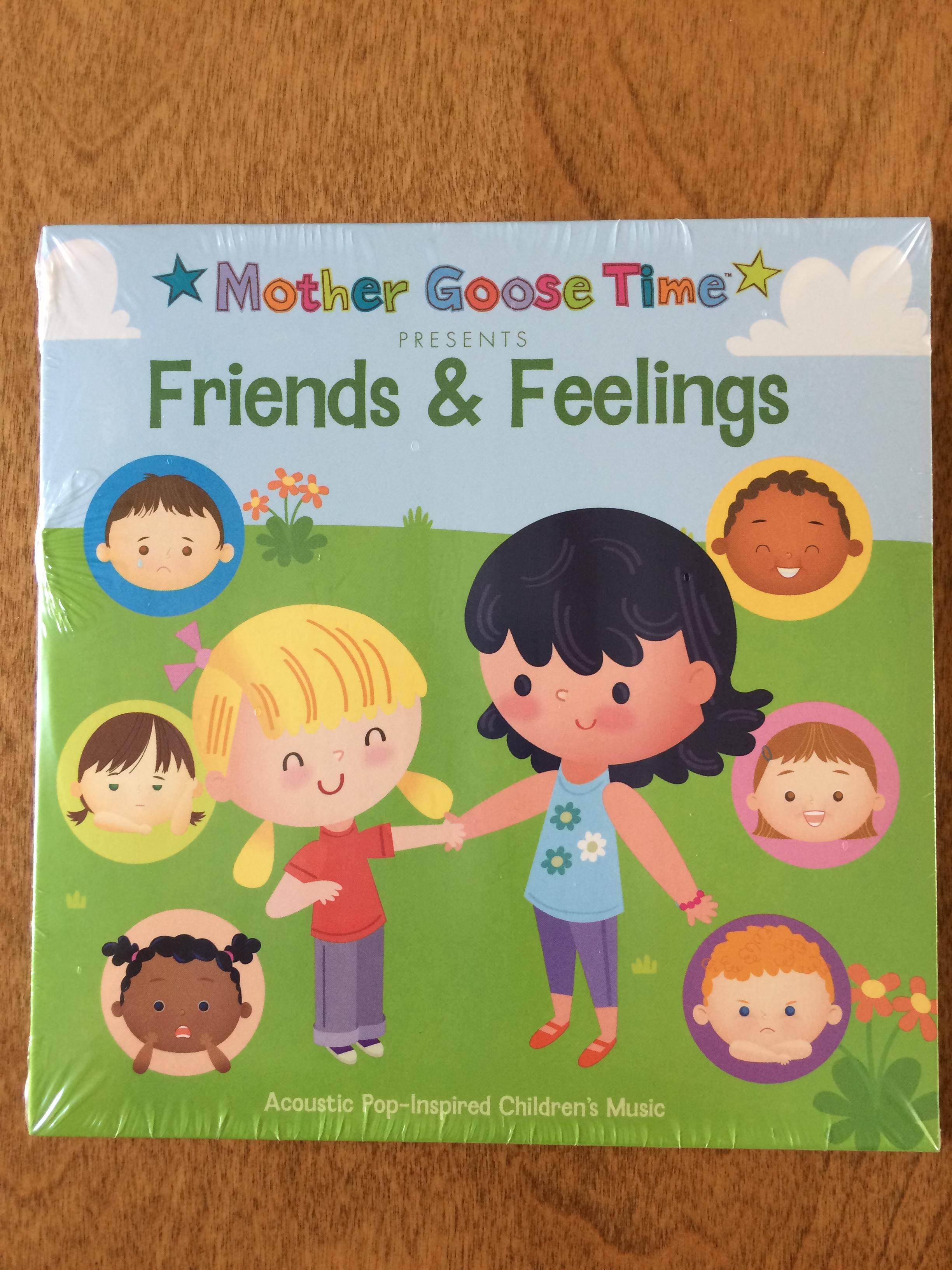 A Glimpse Inside Friends Amp Feelings