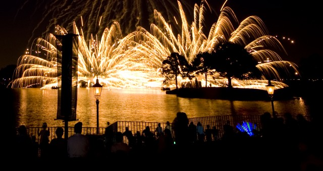 Magic at the Epcot After-Hours Wind Down