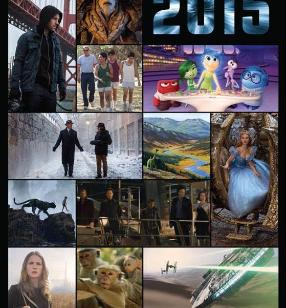2015 Walt Disney Pictures Movie Releases