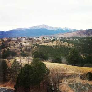 Colorado Springs Marriott - Mountain Views