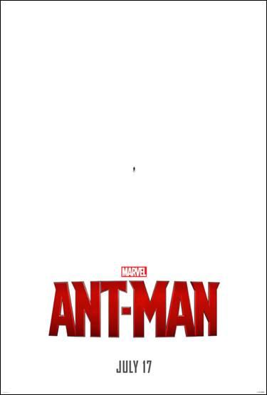 Marvel's Ant-Man Movie Poster 2015