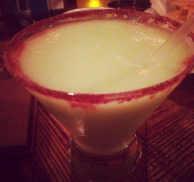 Avocado Margarita - La Cava Del Tequila