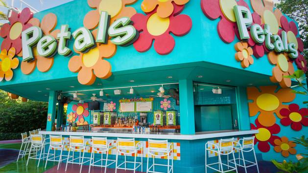 Petals Pool Bar - Walt Disney World Resort