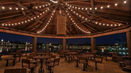 La Cantina de San Angel Waterfront Patio