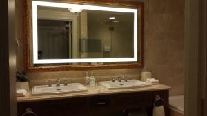 Bathroom at The Broadmoor