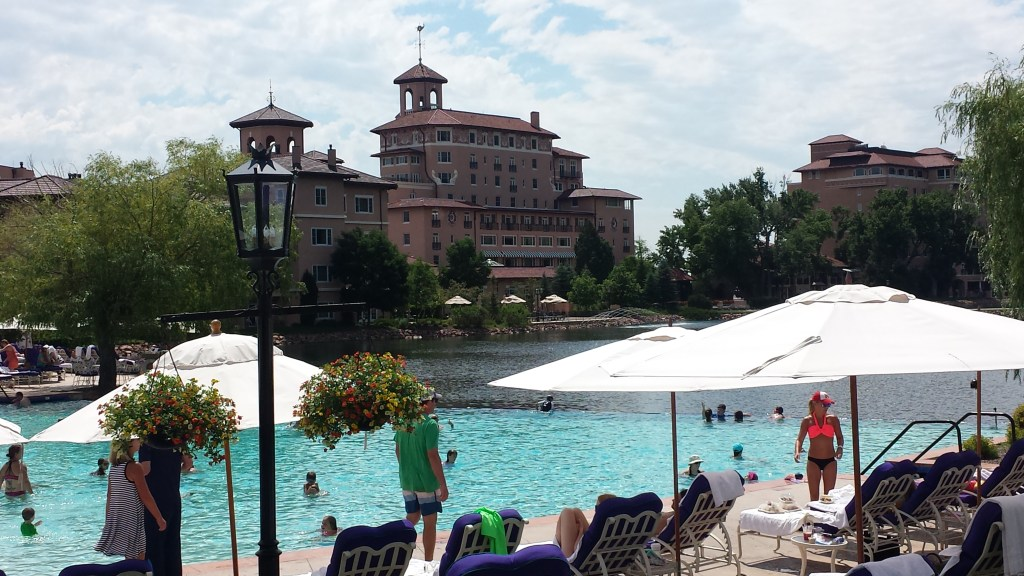 Lake Pool at The Broadmoor