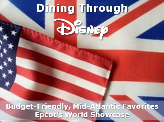 Dining Through Epcot's World Showcase