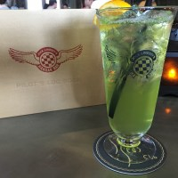 Disney Drink Of The Day: Reggie's Revenge - Disney Springs
