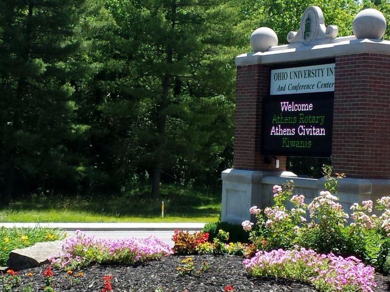 Ohio University Inn - Athens, Ohio