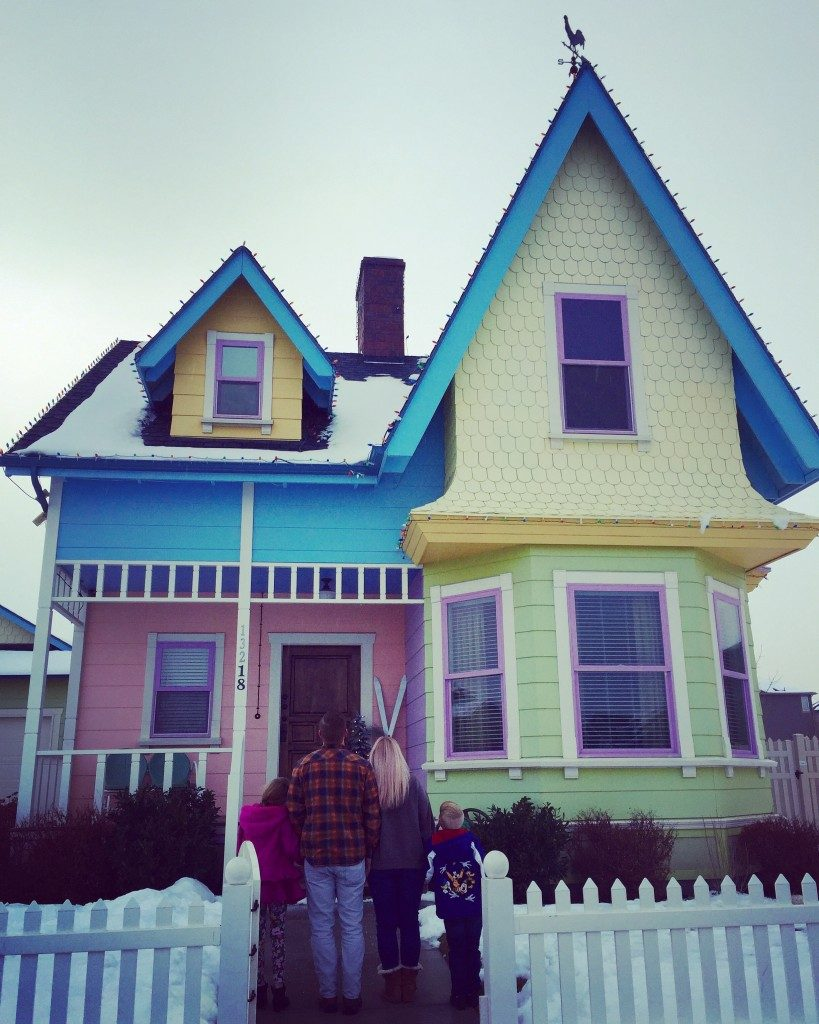 Photo Credit: The Real Up House