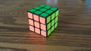 3x3 Cube - Economy cube great for casual play or beginners!