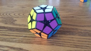 2x2 Megaminx - Hard to solve, but looks super cool!