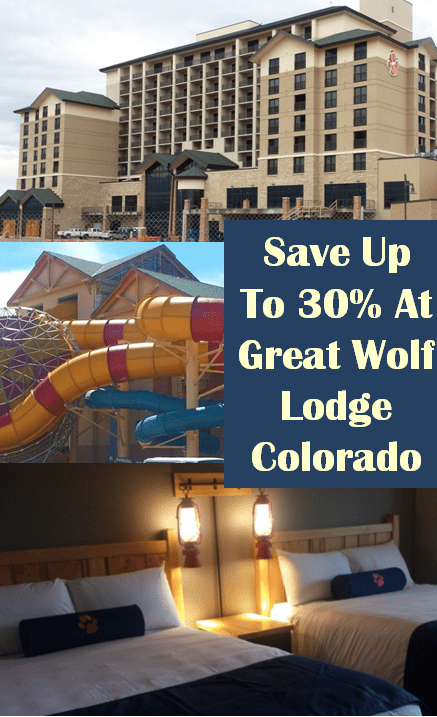 Great Wolf Lodge Colorado