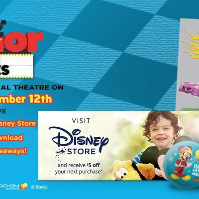 "Disney Junior At The Movies – ""Mickey's BIG Celebration"""