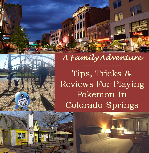 A Family Adventure – Tips For Playing Pokemon In Colorado Springs