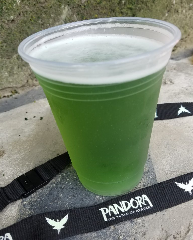 Disney Drink Of The Day: Hawkes' Grog Ale at Pandora – The World of Avatar
