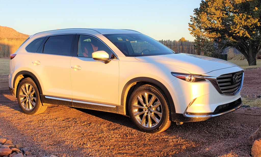 Mazda CX-9 Review
