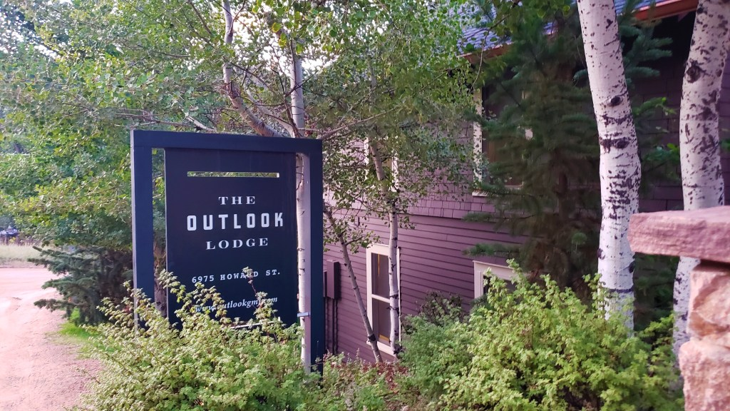 The Outlook Lodge