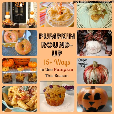 ways to use pumpkin