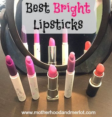 best bright lipsticks