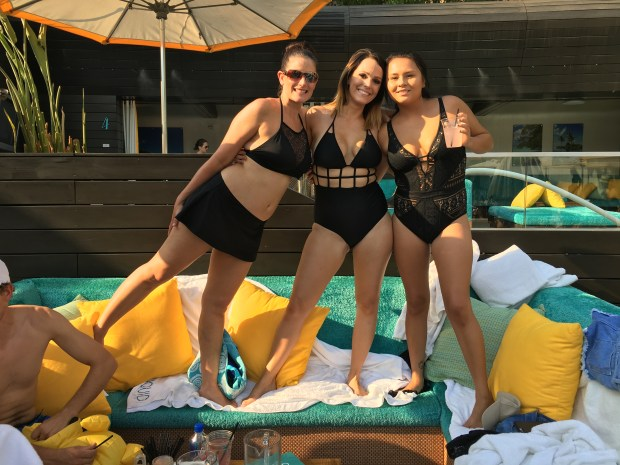 Details about liquid pool in vegas, day club photos and more