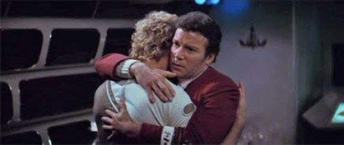 wrath of khan kirk son