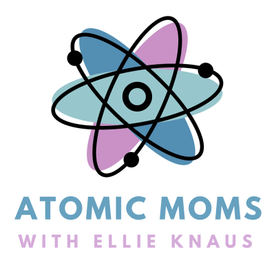 atomic moms logo