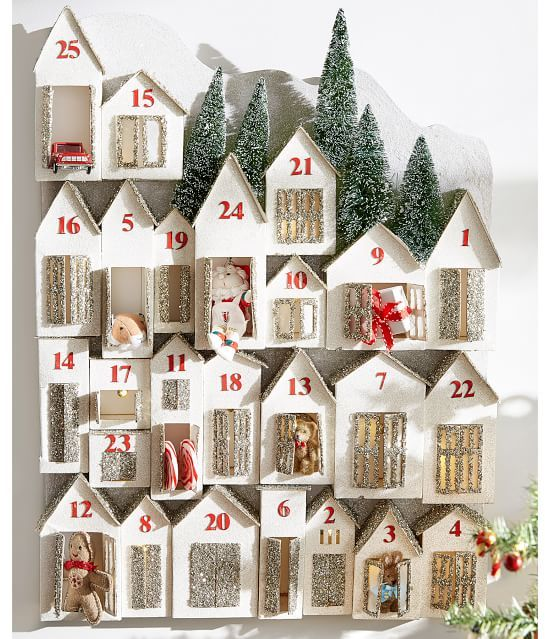 FAVORITE ADVENT CALENDARS