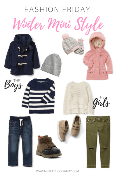 FASHION FRIDAY : WINTER MINI STYLE