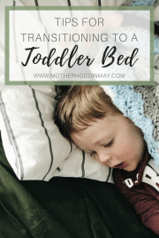 How to Transition from Crib to Toddler Bed