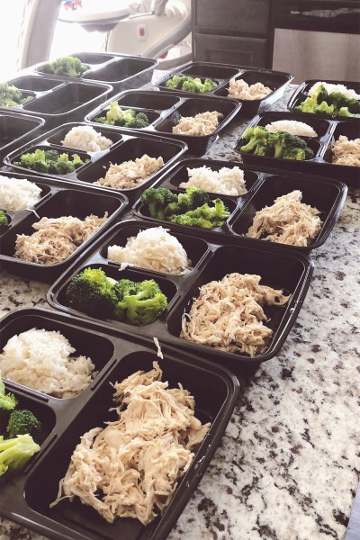 easy meal prep for moms