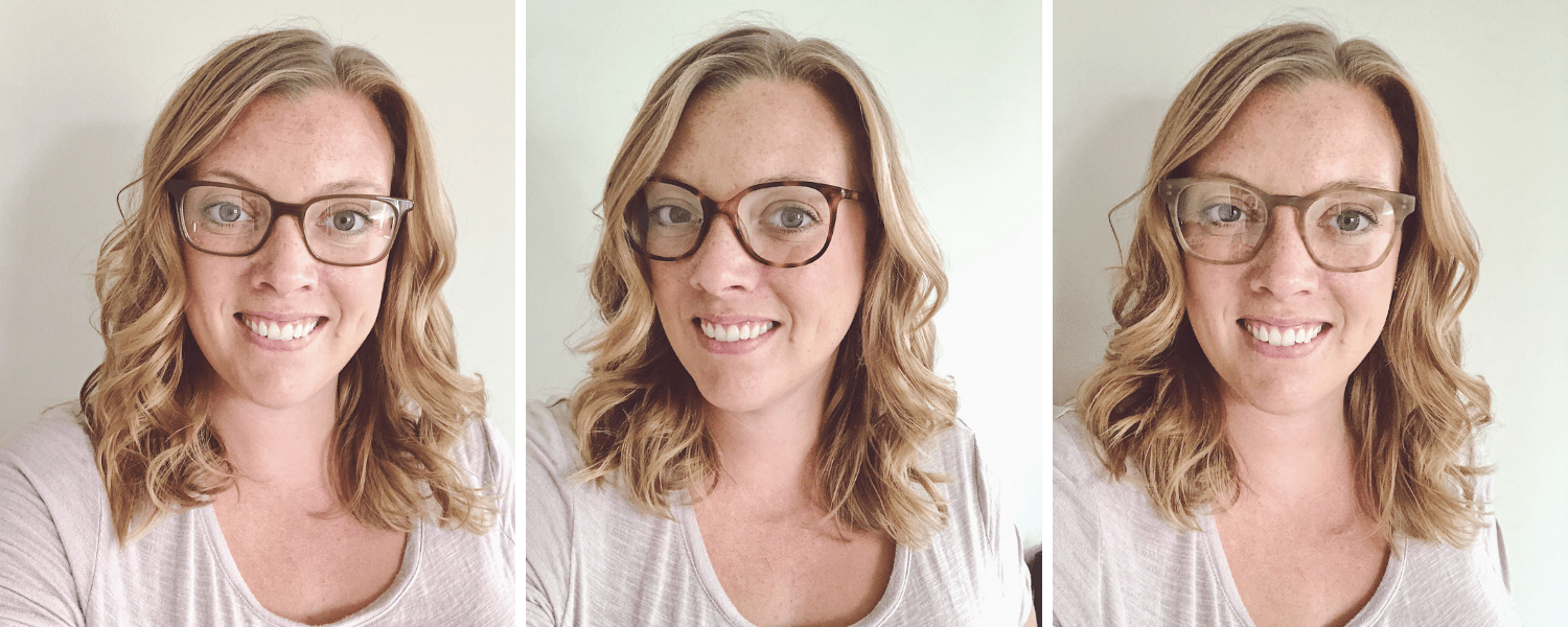 warby parker review try on