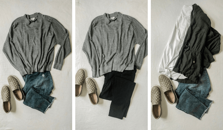 Mix and Match Fall Trends for Moms