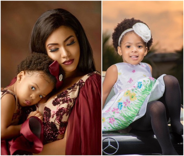Image result for Flavour And Anna Banner At War Over New Baby with Sandra Okagbue