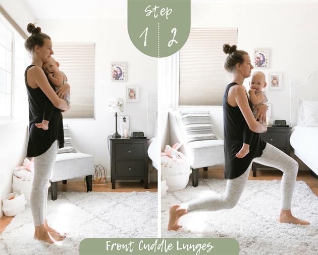 Mommy and Me Exercises
