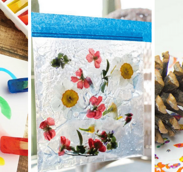 20 OF THE BEST SUMMER ACTIVITIES FOR TODDLERS