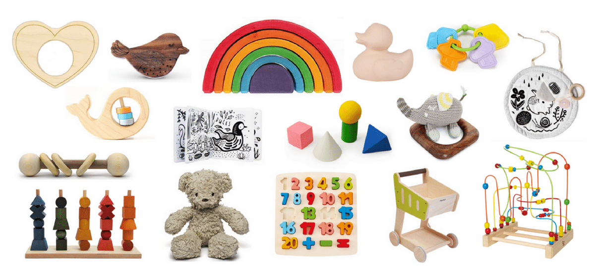 Best Non-Toxic Toys for Babies and Toddlers