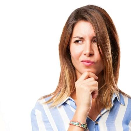 women's facial hair