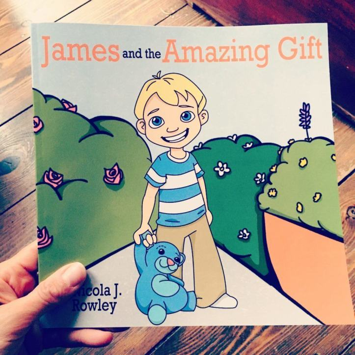 James and the Amazing Gift